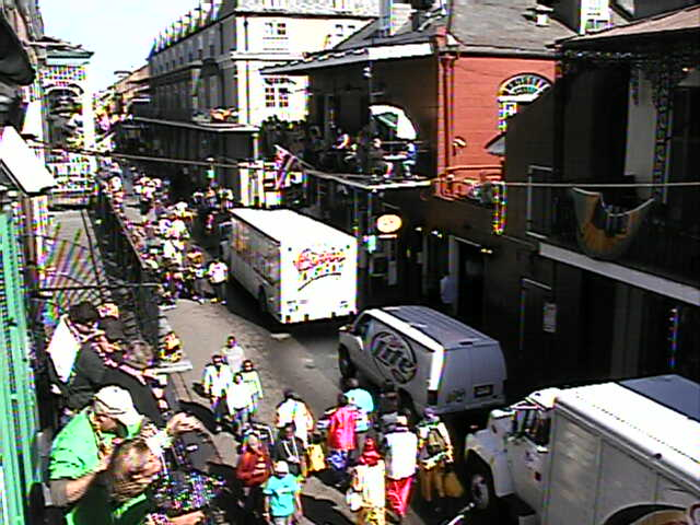 Louisiana, New Orleans  webcams