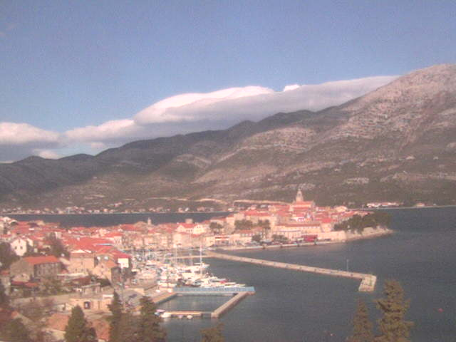 Korcula webcams