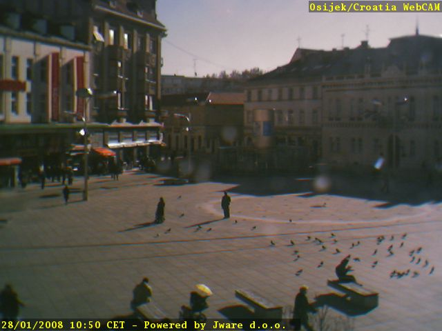Osijek webcams