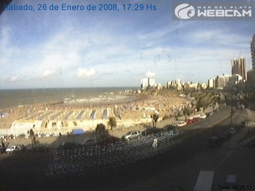 Mar del Plata webcams
