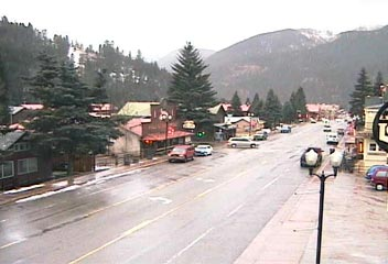 New Mexico, Red River  webcams