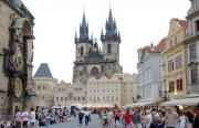 Prague webcams