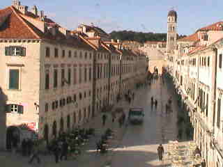 Dubrovnik webcams