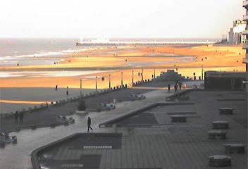 Oostende webcams