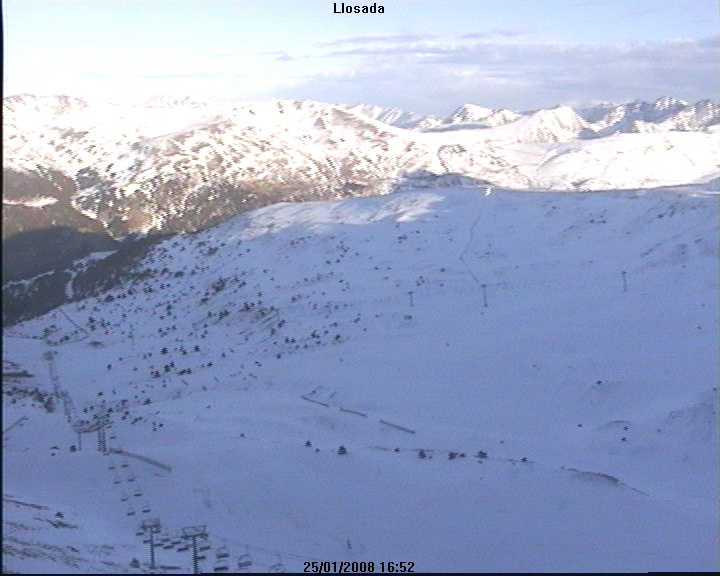 Gran Valira webcams