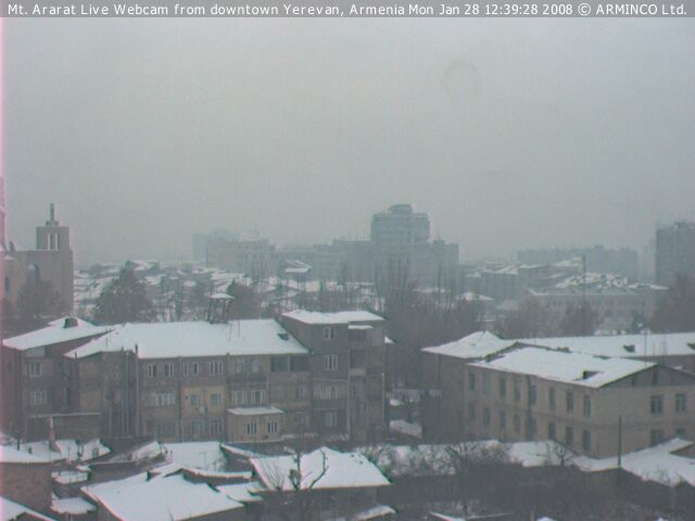 Yerevan webcams